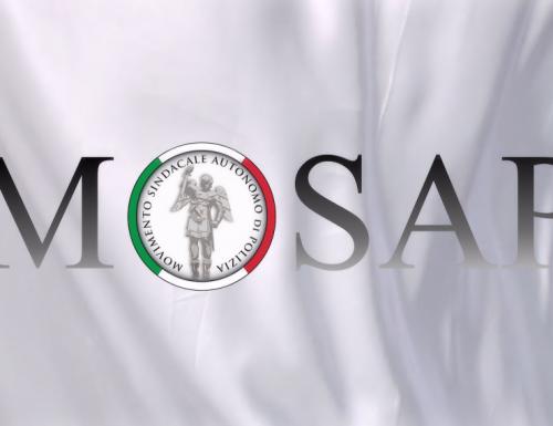 SICUREZZA: MOSAP, A FRASCATI NOSTRI OPERATORI ENCOMIABILI