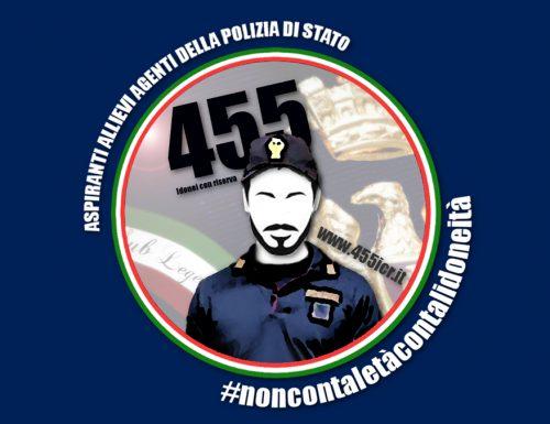 È ufficiale: approvato emendamento per l'assunzione dei 455 allievi agenti della Polizia di Stato