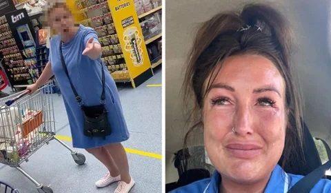 Coronavirus, infermiera cacciata dal supermercato: 'Diffondi i germi' | VIDEO
