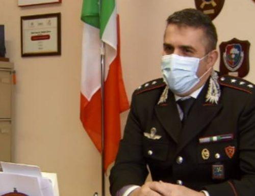 Capitano dei carabinieri sconfigge il covid-19