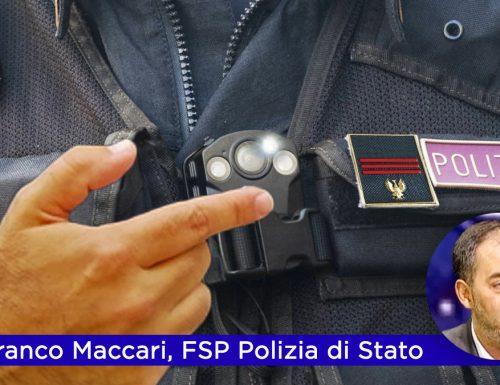 """Difesa, FdI: """"Governo doti di bodycam le Forze dell'Ordine"""". Plauso di Maccari"""