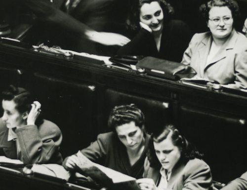 2 Giugno: Le 21 donne della Costituente. Da Nilde Iotti…