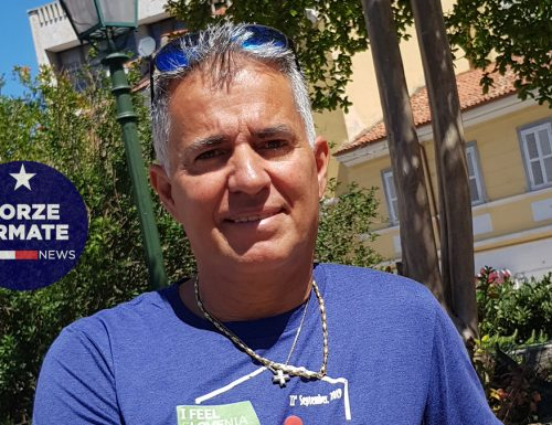 Maurizio, poliziotto per sempre