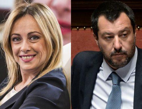 """Salvini: """"Meloni sindaco di Roma? Alla città serve un manager"""""""
