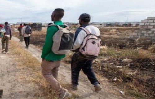 Fuga di migranti dal Cara di Caltanissetta: Impedita grazie a Forze dell'Ordine