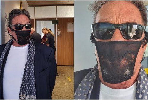 Tanga al posto della mascherina: arrestato McAfee, creatore del noto antivirus