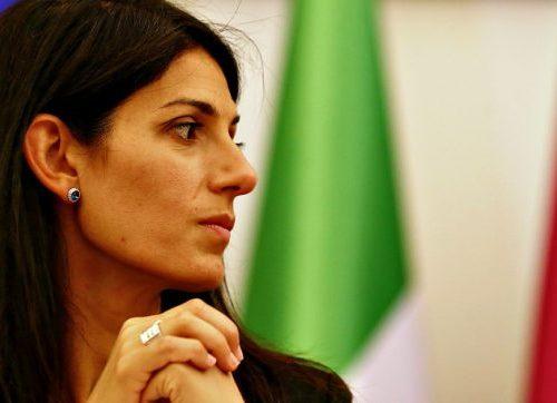 Virginia Raggi si ricandida a sindaca di Roma