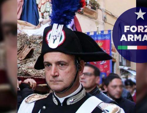 Appuntato dei Carabinieri, muore per una malattia fulminante: lascia moglie e due figli