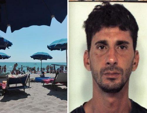 Catania, ladro in spiaggia ma il lido è dei carabinieri: arrestato