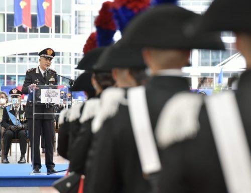 """Centenario della """"Scuola Allievi Sottufficiali Carabinieri Reali"""". """"Premio Salvo D'Acquisto"""""""