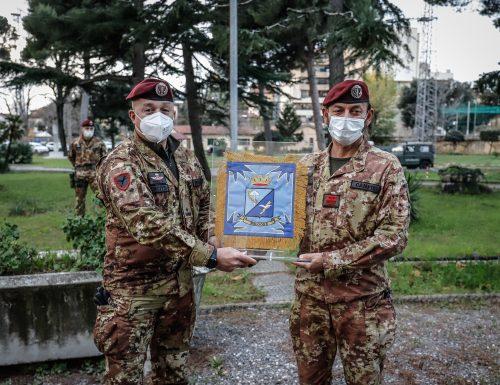 """Nuovo Sottufficiale di Corpo per la Brigata Paracadutisti """"Folgore"""". Il 1° Luogotenente Alessandro Pellegrino subentra al 1° Luogotenente Davide Campisi"""