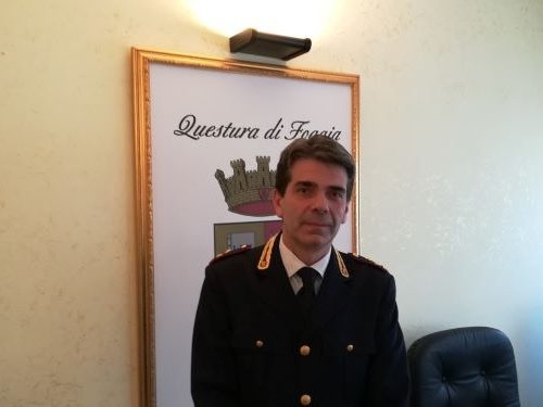 NUOVO INCARICO IN QUESTURA PER IL DOTT. ANTONIO TAFARO