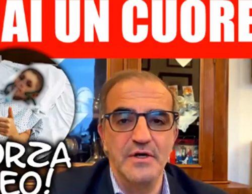 Un regalo per Leo Di Ceglie, continua la gara di solidarietà